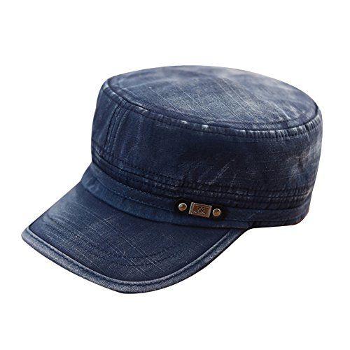 Weixinbuy Unisex Adjustable Army Plain Hat Cadet Military... https://www.amazon.com/dp/B014CEVXF0/ref=cm_sw_r_pi_dp_x_DGVFybKEVN377