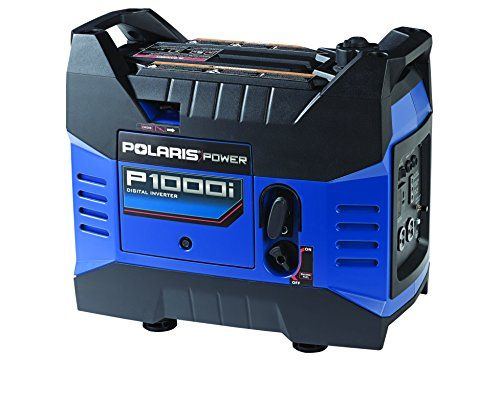 Polaris P13GDGANA Power P1000i Portable Gas Powered Digital Inverter on