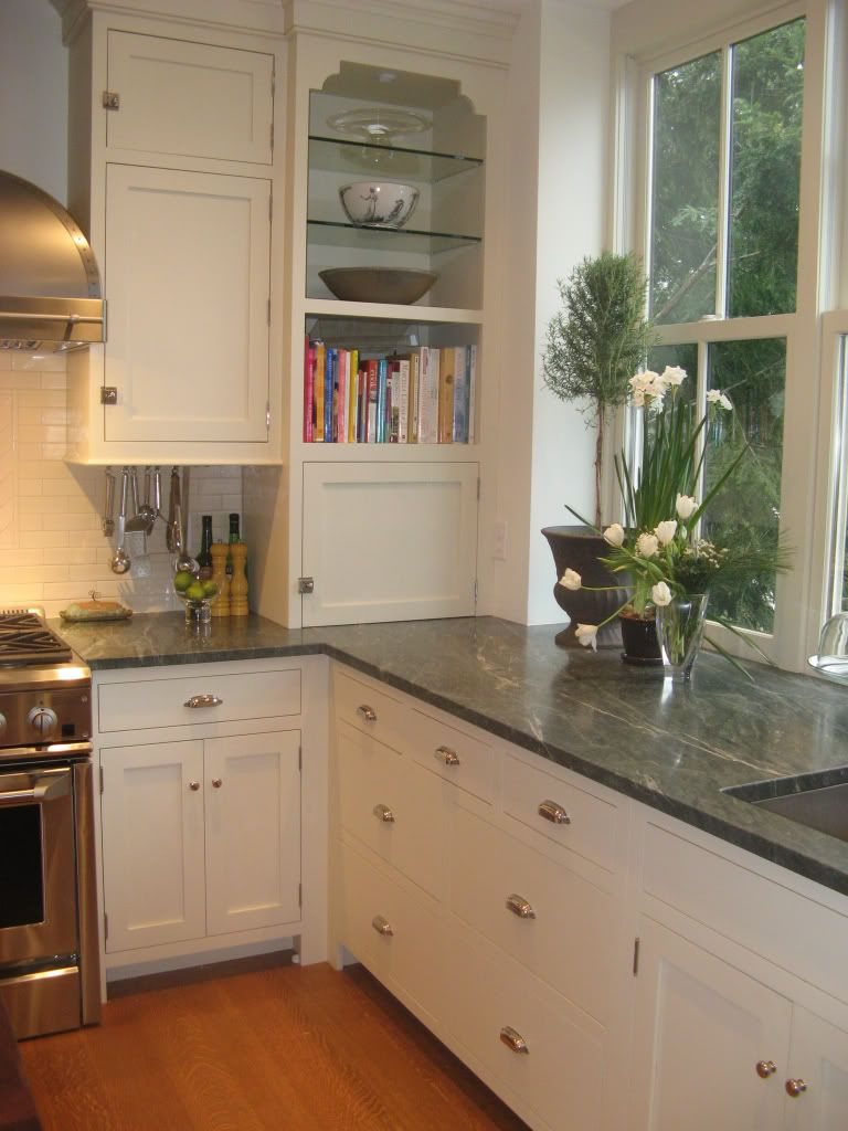 Pin By Michelle Hawkins On Inspiration Kitchens Green Kitchen Countertops Green Countertops Green Granite Countertops