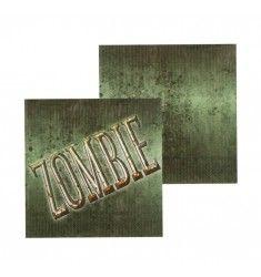 Serviettes Zombie