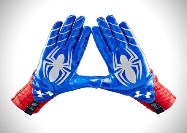 under armour football cleats superhero