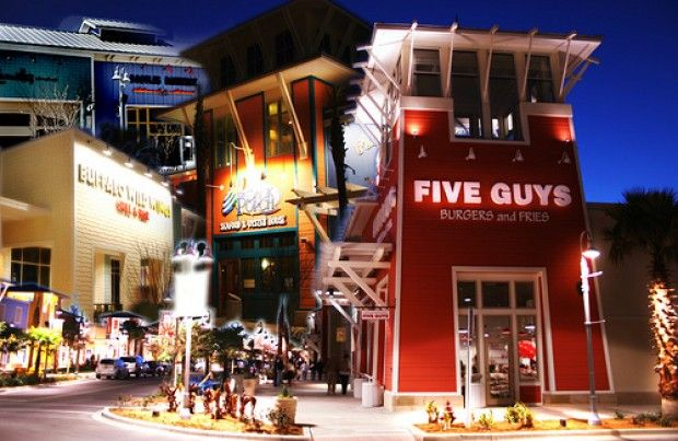 25 Pier Park Restaurants Complete Guide To Dining In Panama City Beach Florida