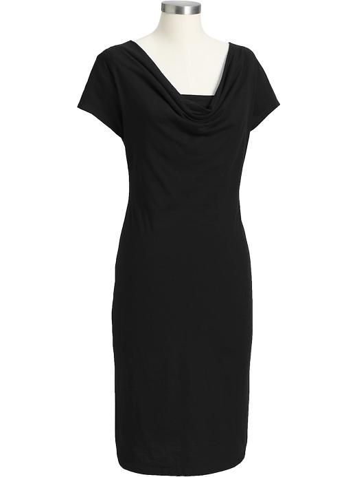 Old Navy | Maternity Cowl-Neck Nursing Dresses