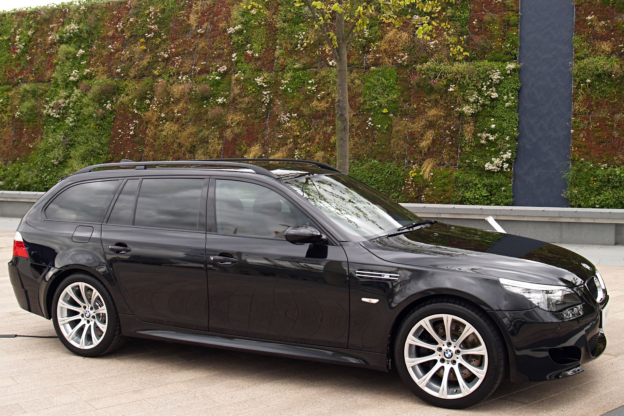 BMW M5 Touring, Black    Wondrous Wagons   Bmw, Bmw m5