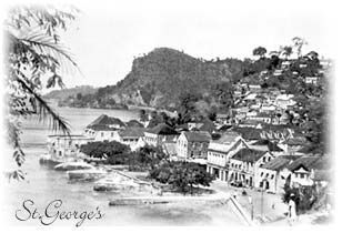 St Georges Grenada - #History