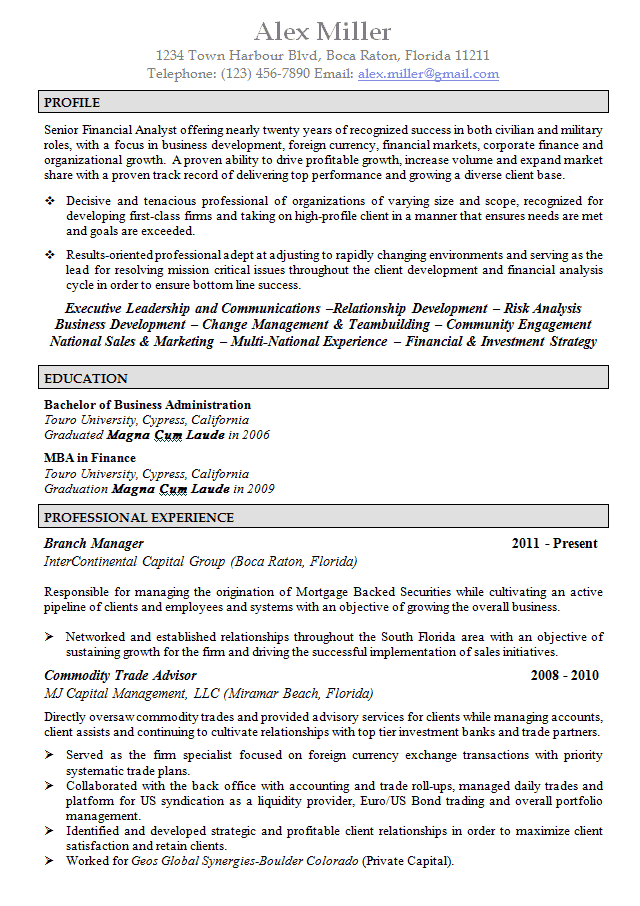 Resume Ksa Examples | Resume Examples | Pinterest | Sample resume ...