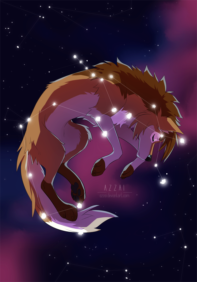 Photo of constellation   cancer + new ones by azzai on DeviantArt
