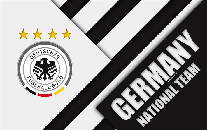 Herunterladen Hintergrundbild Deutschland Fussball