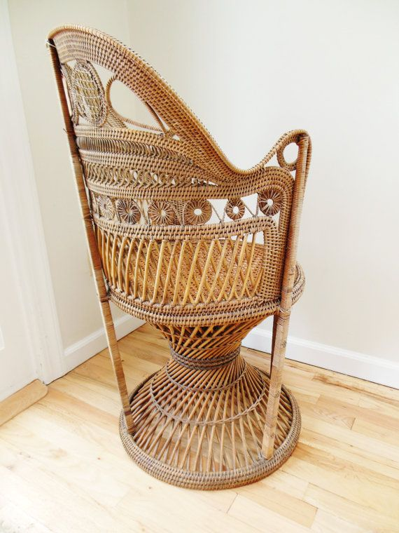 Wicker Chair Antique Ornate Wicker chairs, Rattan and Bamboo canes - Bobs Furniture Bedroom Sets