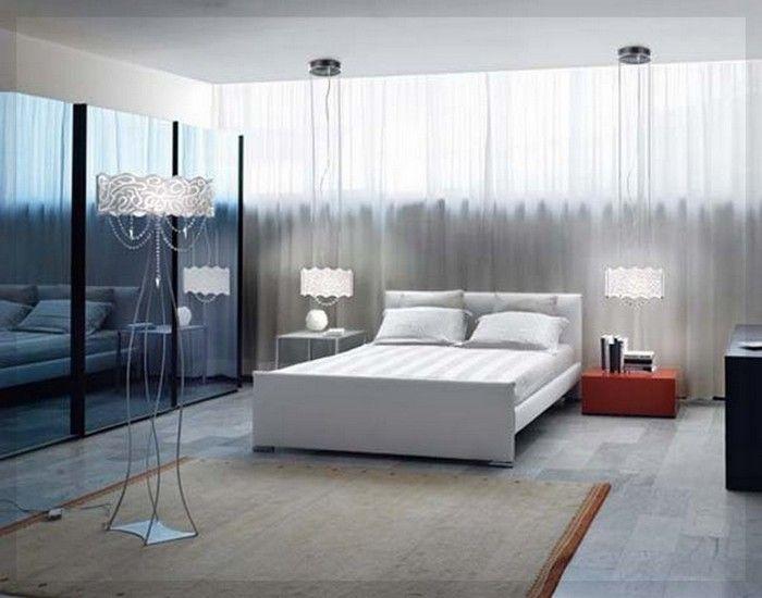 Moderne Schlafzimmer Lampe Ideen #schlafzimmerdekorieren