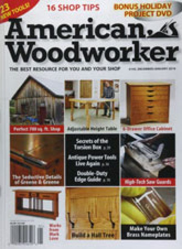 A Great American Woodworker – Fred Cogelow | Woodworking ...Rhere Popular Magazine