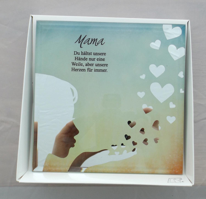 formano glasbild spiegelwei heit mama muttertag du h ltst unsere frauen pinterest. Black Bedroom Furniture Sets. Home Design Ideas
