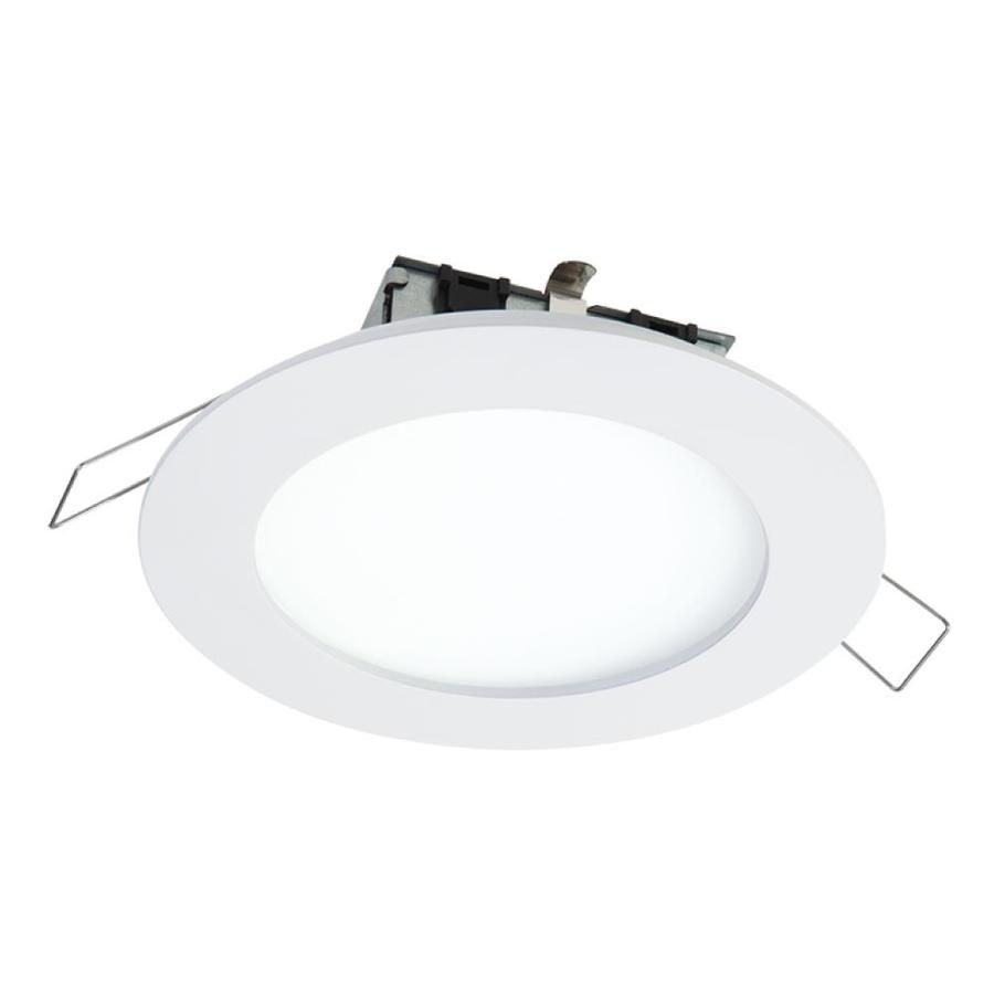 Halo Smd Direct Mount Series 65 Watt Equivalent White Dimmable Recessed Downlight At Lowes Com Led Recessed Ceiling Lights Recessed Ceiling Downlights