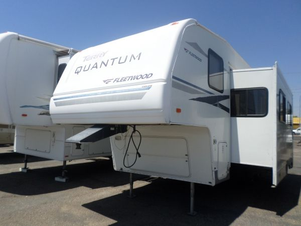 2005 Fleetwood Terry Quantum 255bhs Rv For Sale Used Rv For Sale Fleetwood