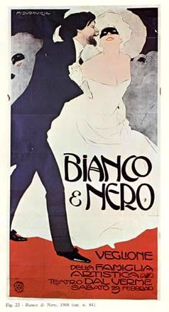 Bianco e nero illustratori dudovich marcello pinterest for Dudovich manifesti