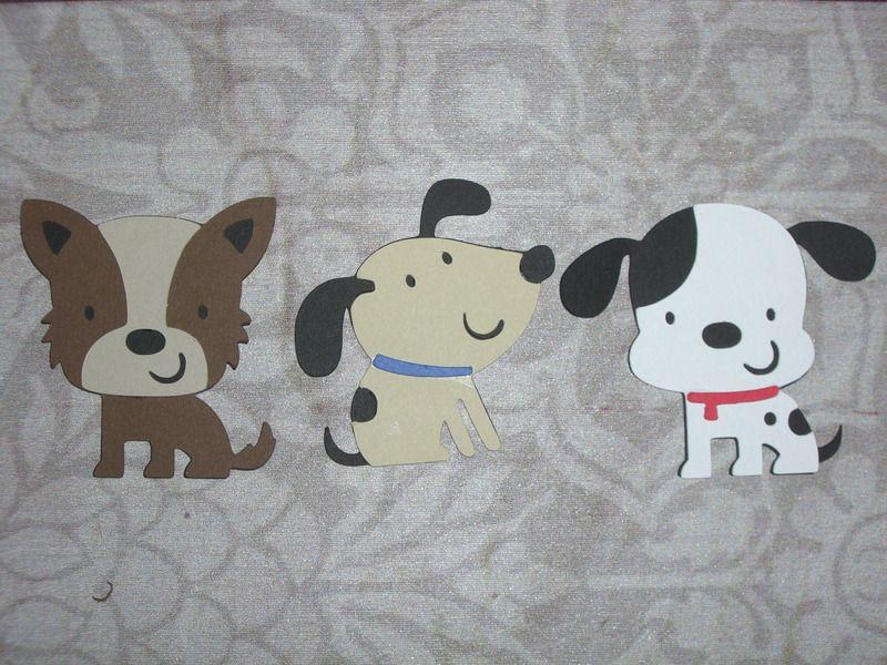 schult ten bzw cupcake deko hund hunde welpen usa von minidu amerikanischer chic bekleidung. Black Bedroom Furniture Sets. Home Design Ideas