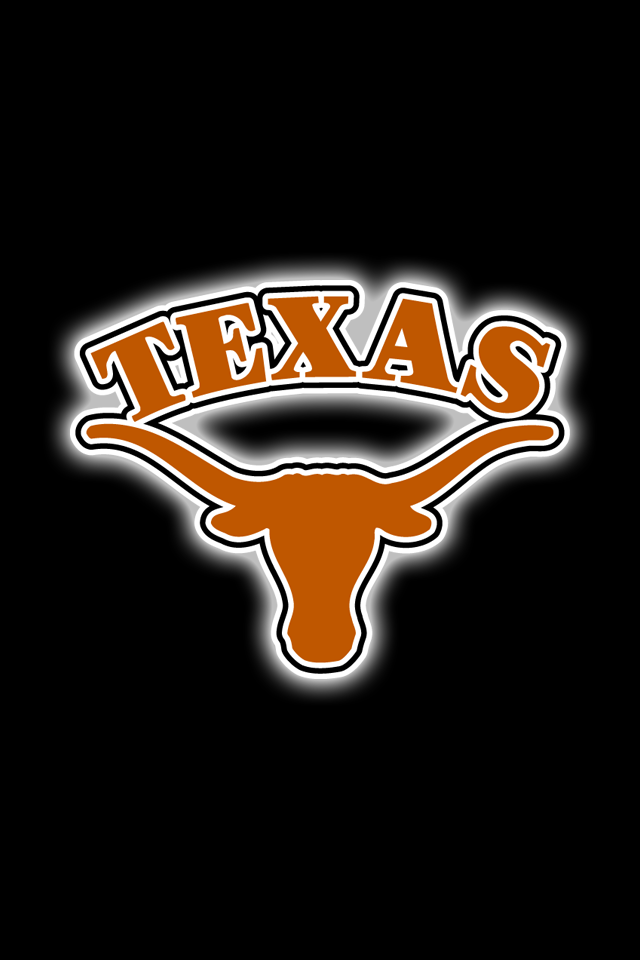 Get A Set Of 12 Officially Ncaa Licensed Texas Longhorns Iphone Wallpapers Sized For Any Model Of Iphone With Y Texas Longhorns Logo Texas Longhorns Texas Logo