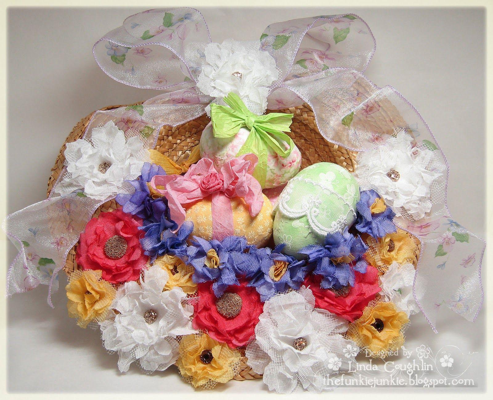 The Funkie Junkie: My Easter Bonnet