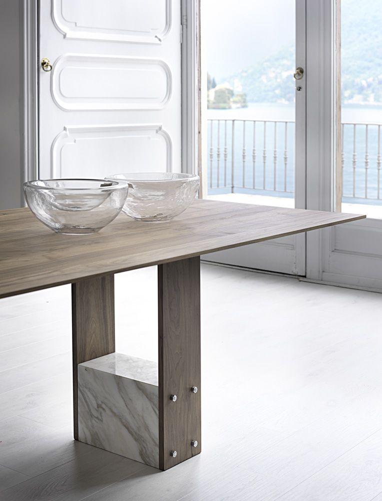 shani porada marbre table cuisine table a manger pieds de table