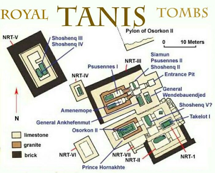 Tanis Egypt Map.The Royal Tombs Of Tanis Egypt Tanis Was Founded In The Late