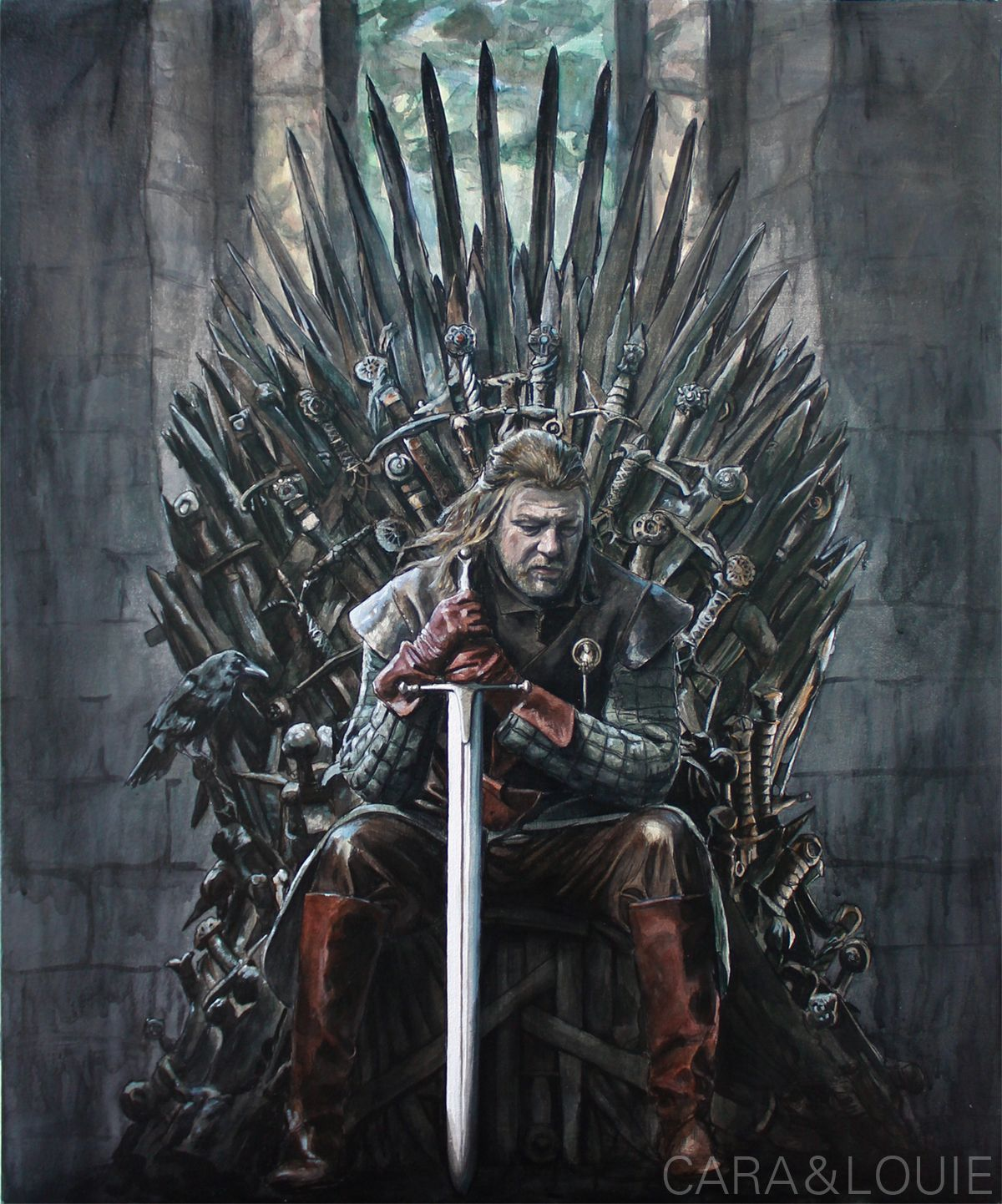 game of thrones ned stark vivo