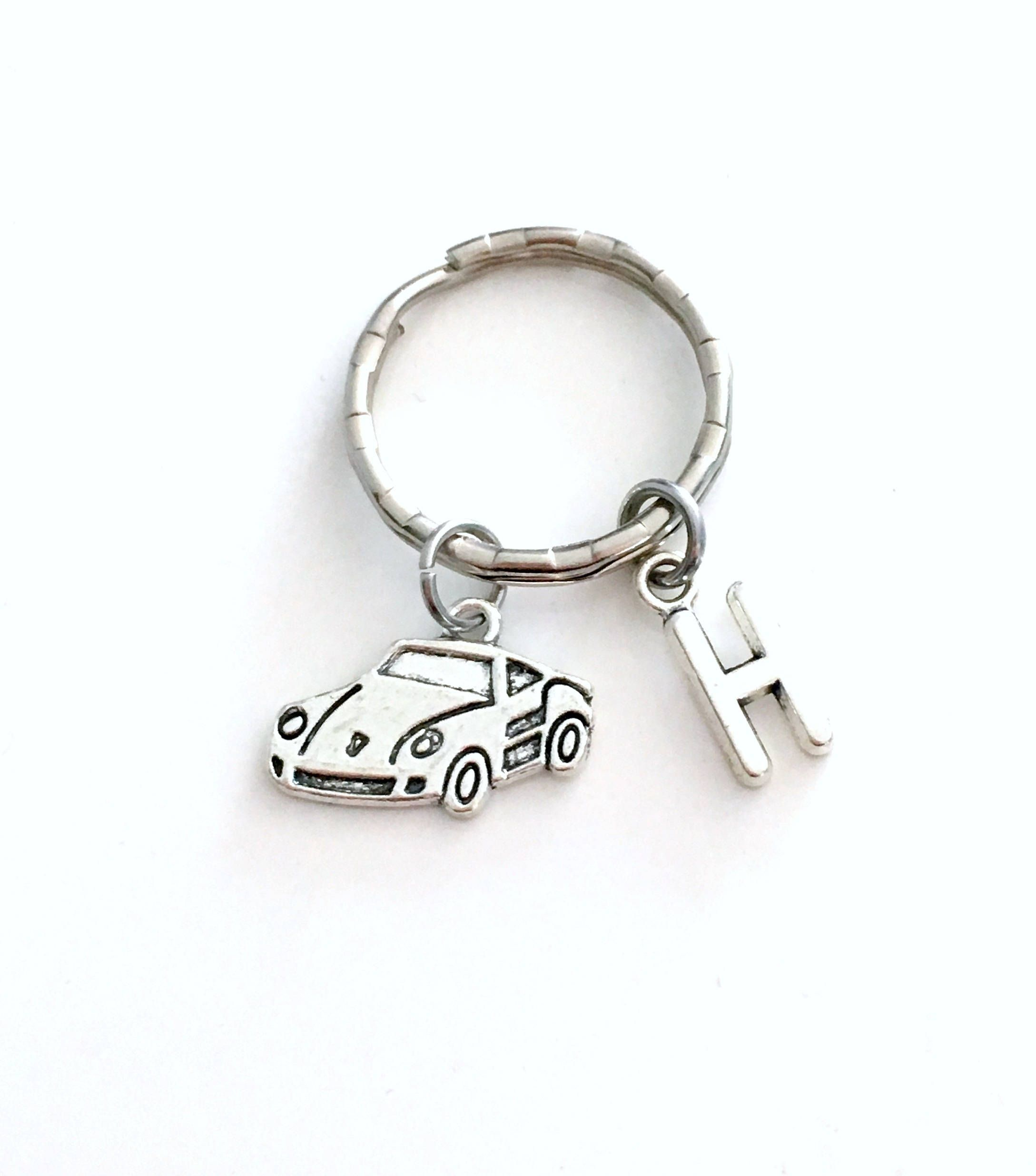 Jewelry Adviser Charms Sterling Silver Car Charm