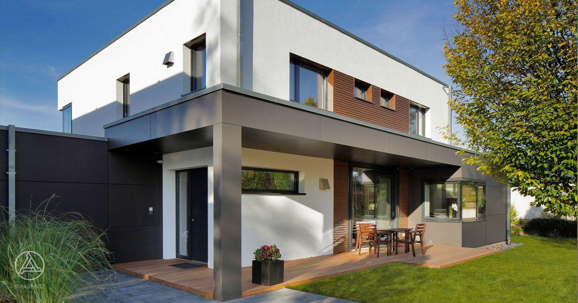 Architektur im bauhaus stil bauhaus nilles architektur und h user pinterest haus bauhaus - Holzhaus bauhausstil ...