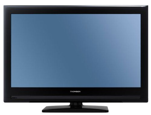 Thomson 32hs2246c 81 3 Cm 32 Zoll Lcd Fernseher Hd Ready Dvb C T Tuner Schwarz Flatscreen Tv Monitor Computer Monitor