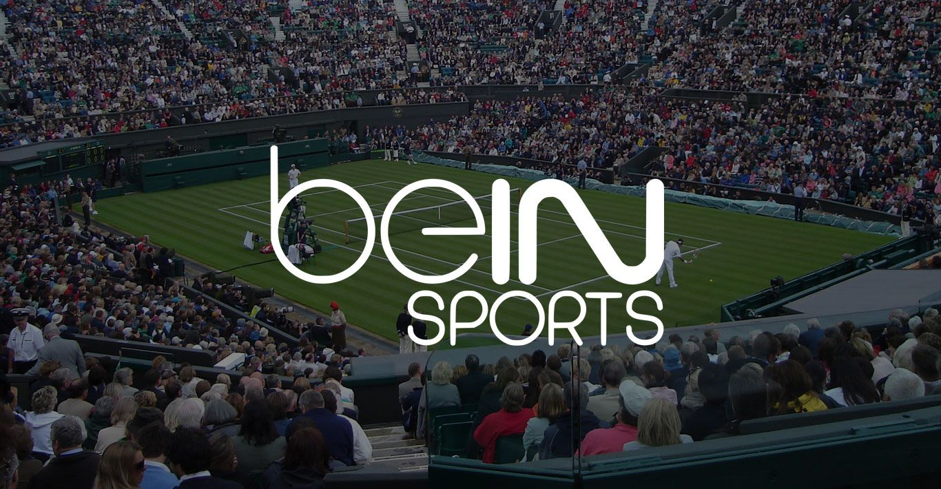 beIN Sport diffusera le tournoi de Wimbledon pour 5