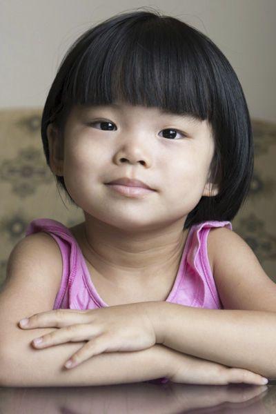 20 idées de coiffure pour enfant, fille ou garçon Coupe