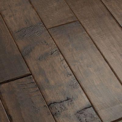 Beveled Edge Hardwood Floor Hardwood Floors Pinterest