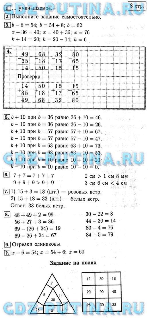 Умк планета знаний класс анализ контрольных работ nombdunrei  Умк планета знаний 2 класс анализ контрольных работ