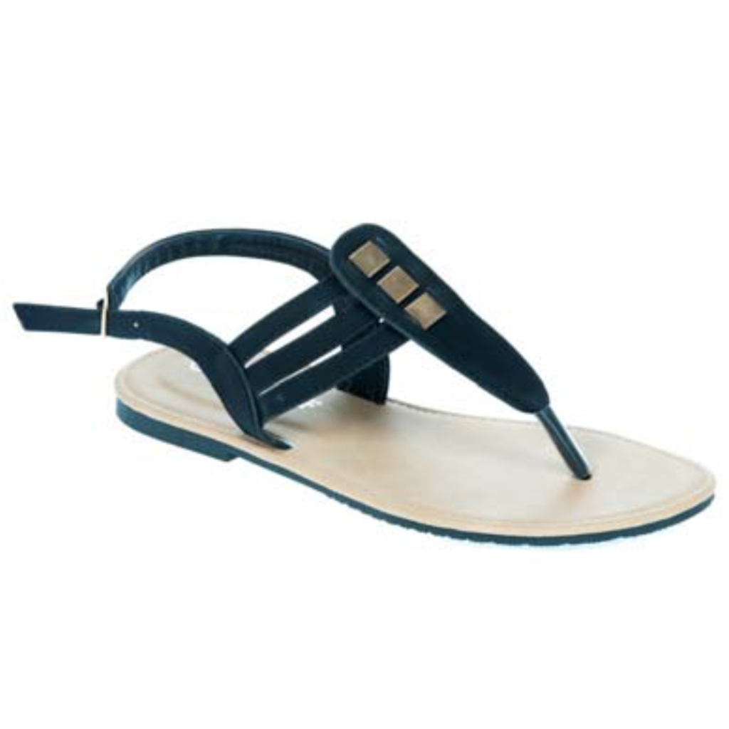 Flat Sandal - Flip flops - Large Size women's shoes.