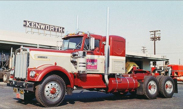1972 Kenworth W900 70 S With Images Kenworth Trucks Cool