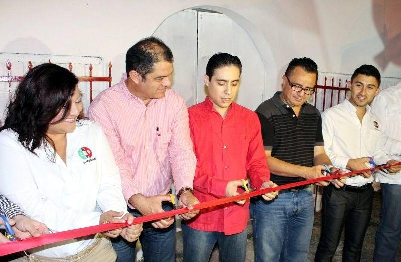 CNOP Yucatán inaugura nuevas oficinas en Pacabtún