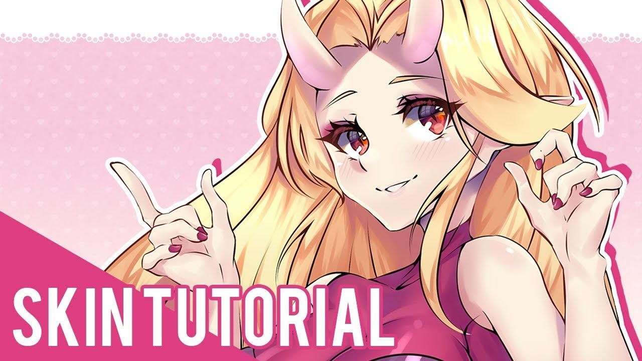 Tutorial How To Color Anime Skin In 2020 Anime Anime Tutorial Coloring Tutorial