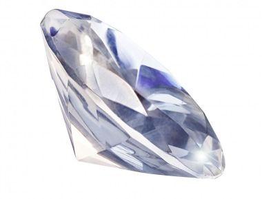 Deko Diamant 6 Cm Eine Tolle Dekoidee Klarer Deko Diamant Aus