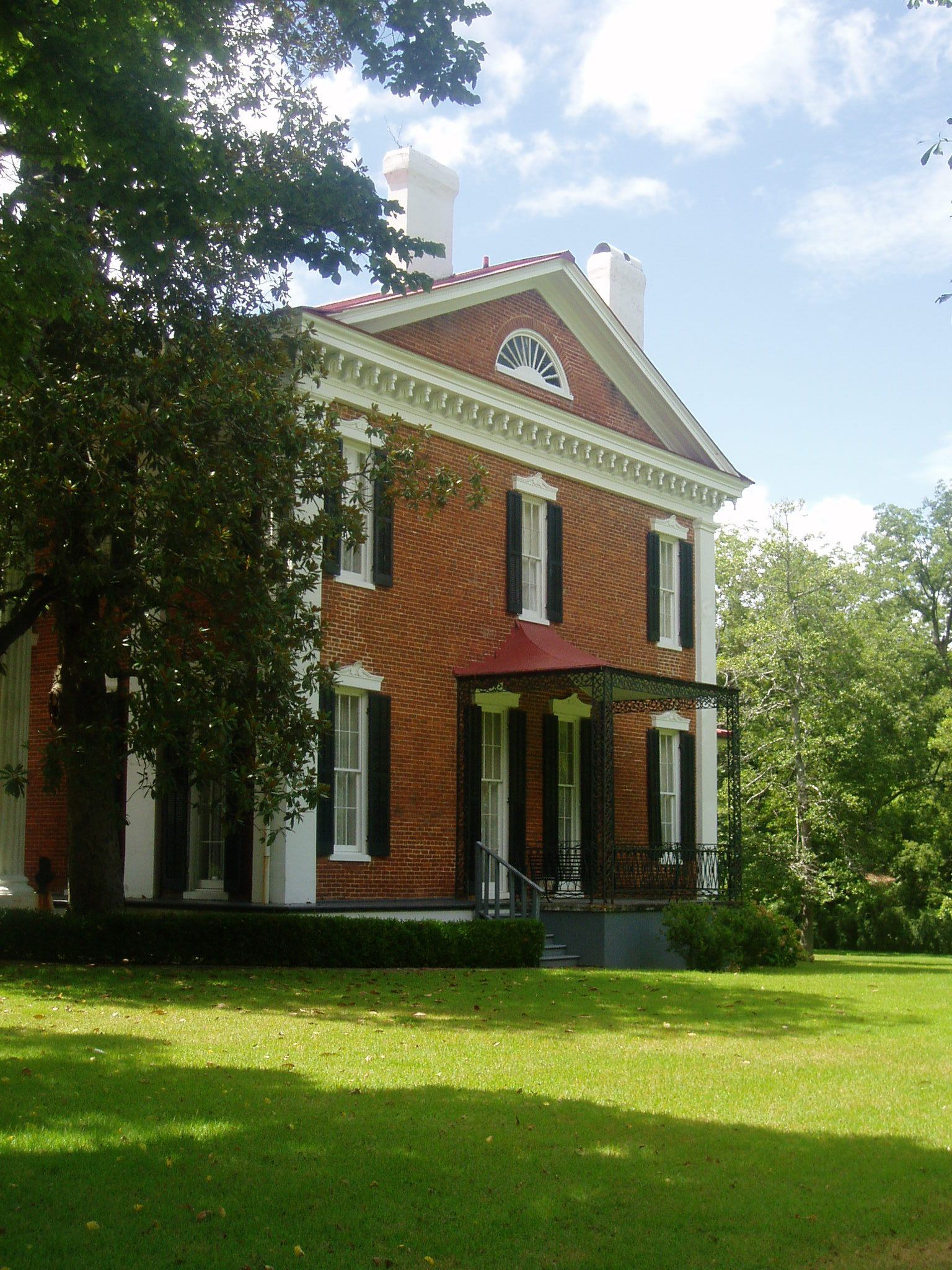 Holly springs mississippi house styles architecture