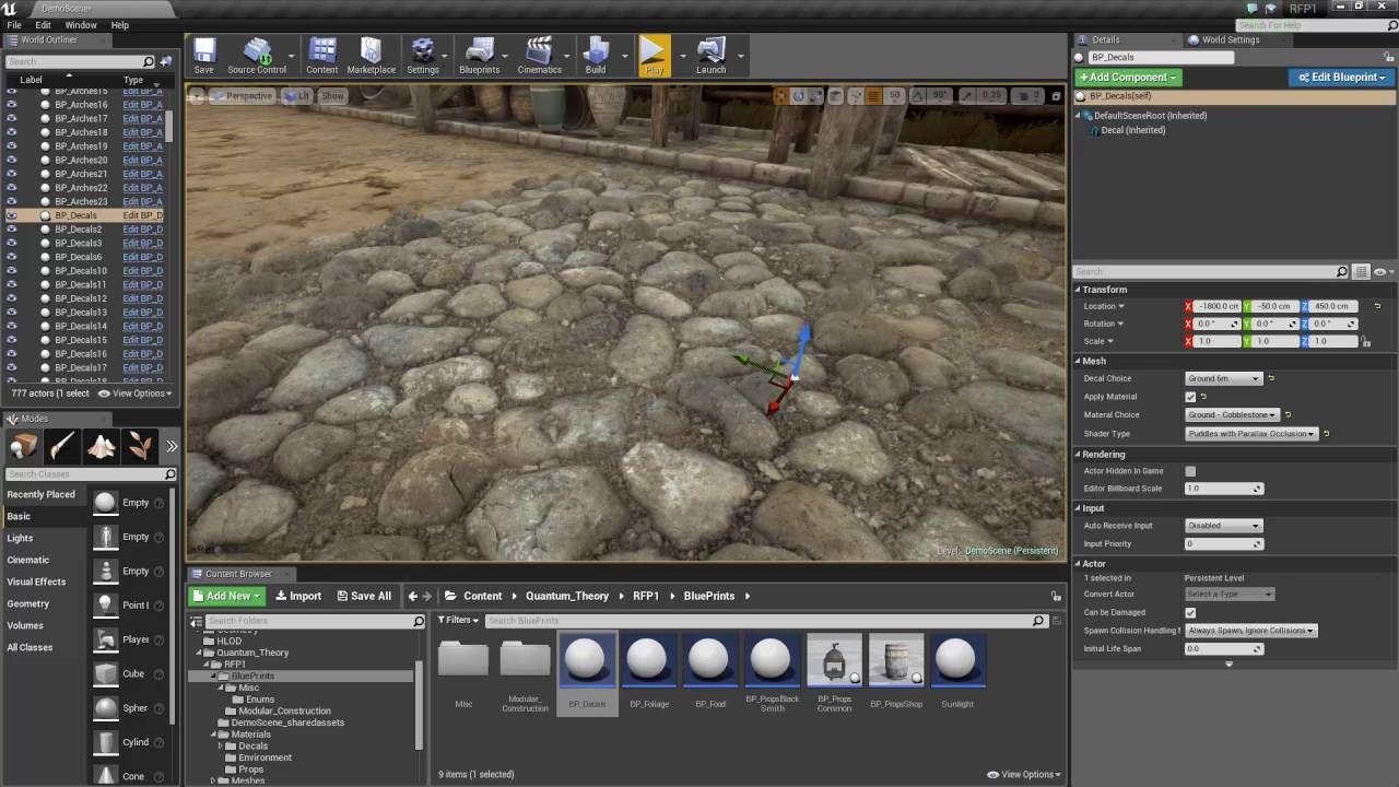Decals - Rome Fantasy Pack I for Unreal   Unreal engine в 2019 г