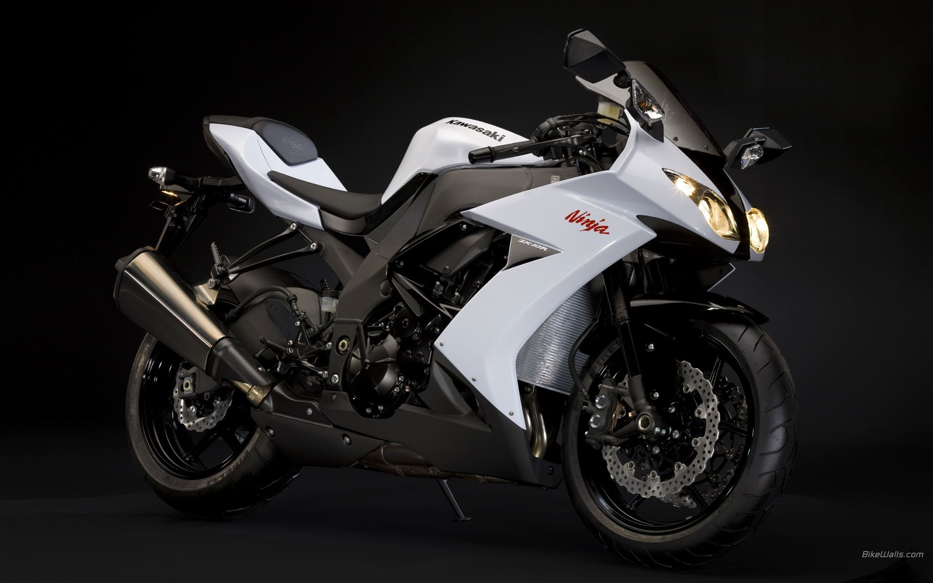 Kawasaki Ninja Zx 10r 2009 V