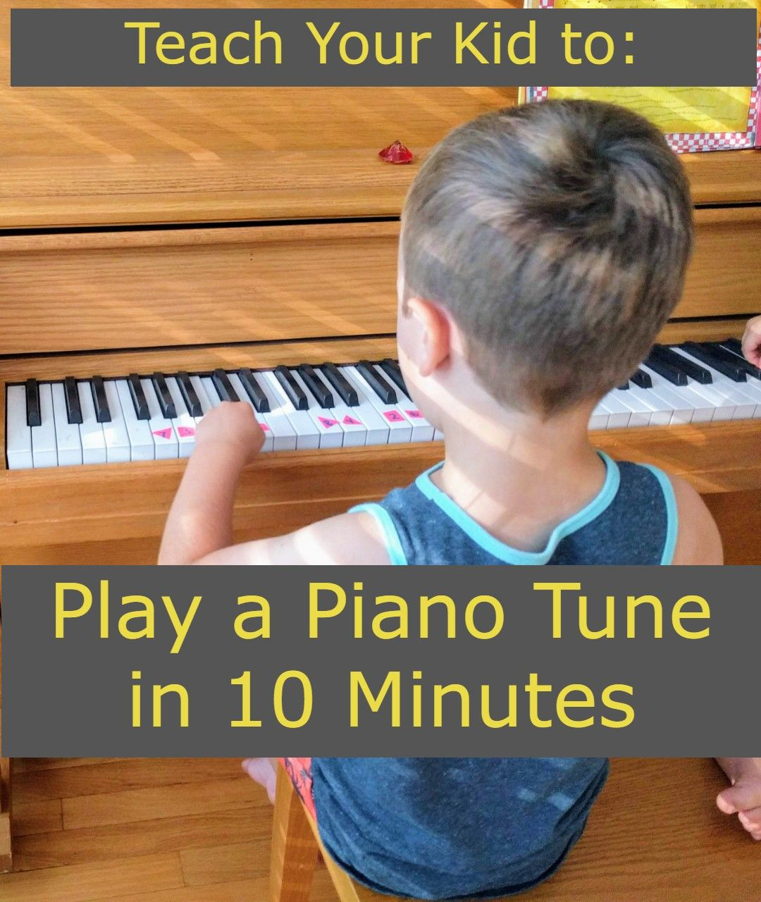 Piano for Toddlers, Lite Teaching, Kids, Piano player