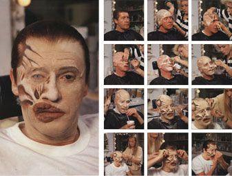 The Phantom Of The Opera Monstermakers Michael Crawford S Transformation Phantom Of The Opera Opera Ghost Opera