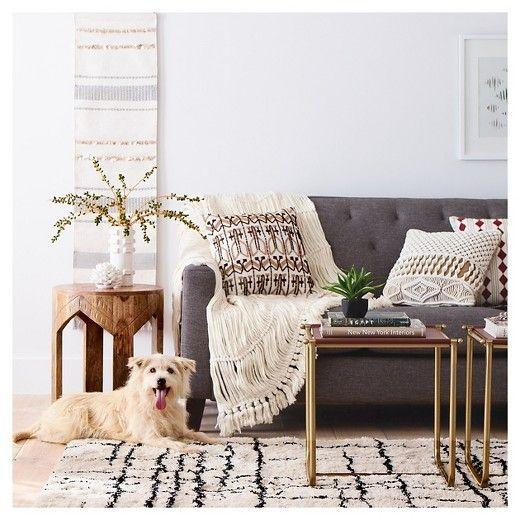 Image Result For Nate Berkus White Black Decor Target French Apartment, Living  Room Inspiration,