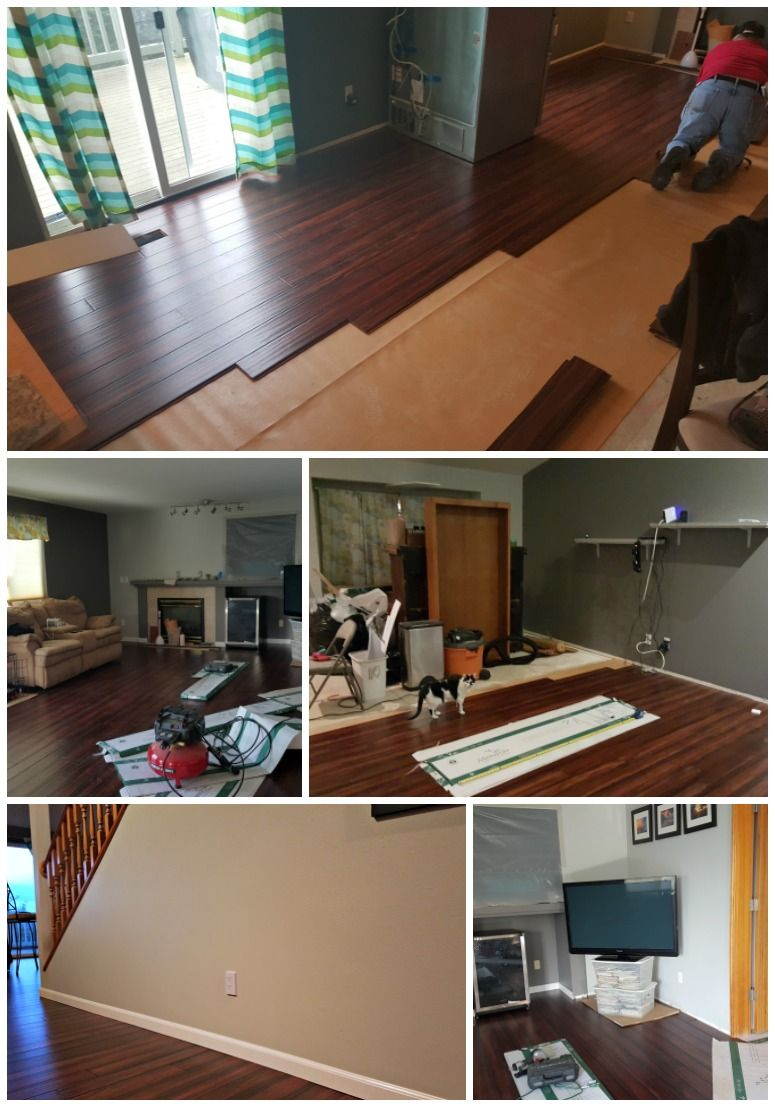 Tips For Installing Bamboo Floors In Your Home Flooring Installing Hardwood Floors Wide Plank Flooring