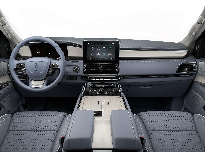 2018 navigator luxury suv lincoln aviator lincoln mkz