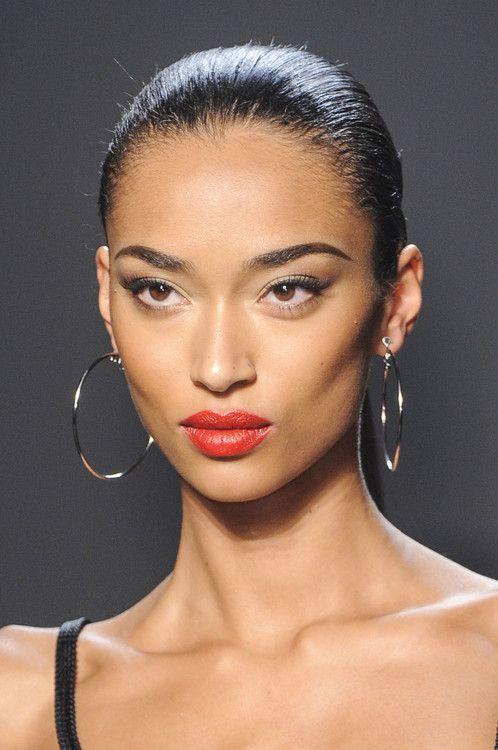 Anais Mali Jean Paul Gaultier S S 2013 Jumbo Hoop Earrings And