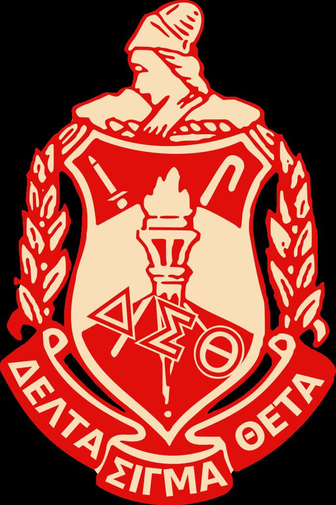 681px Deltasigmatheta Svg Png 681 1024 Delta Sigma Theta Delta Sigma Theta Sorority Happy Founders Day