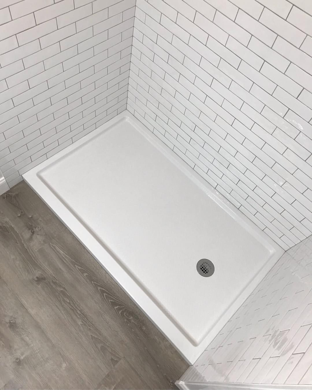 I Received Many Questions About My Shower Base And Why I Chose To