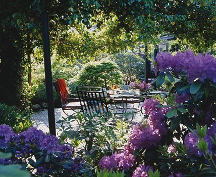 Gartengestaltung - Ideen und Planung | Garten, Gardens and Flora
