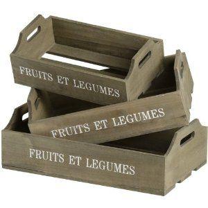 2 tier veg basket tray box - Google Search
